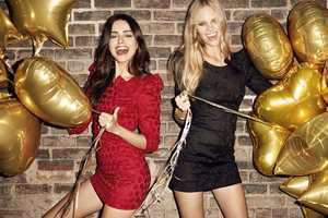 The Sisley Spring 2011 Campaign Brings Back New Year's Eve