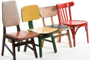 Junktion Furniture is Made from Unwanted Items