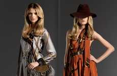 Foxy Flashback Fashions - The Gucci Pre-AW11 Line Captures the Best of the Feel Good Decade