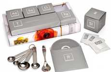 Scientist Cooking Kits - The Molecular Cuisine Starter Kit is for Chefs Looking to Experiment