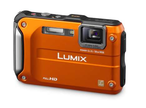 Panasonic Lumix TS3