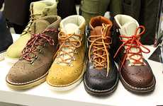 Dapper Brogue Hikers