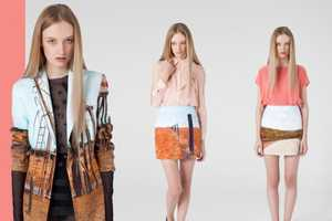 The Karla Spetic Spring 2011 Collection is Sweet and Structured