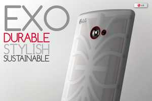 The Flexible EXO Smartphone Can Take a Beating