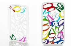 Numerical Phone Covers