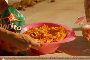 The Doritos Super Bowl 2011 Commercial Raises Eyebrows