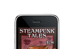 Steampulp Publishing LLC is on the Cutting Edge