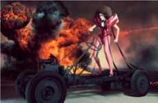 Armageddon-Inspired Photoshoots