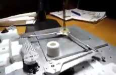 Retina-Sporting Robots