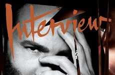 Interview Magazine February 2011 Spotlights Tom Ford's Success