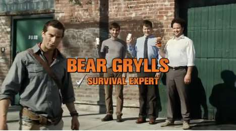 Bear Grylls Degree Commercial