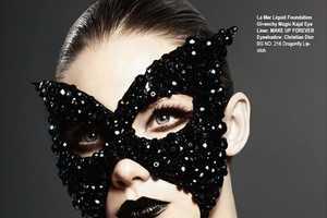 The Daria Zhemkova Vestal Magazine Spread Goes Gothic