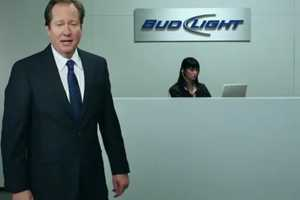 Bud Light 3D Test Commercial Explains Why Their Ads are 2D