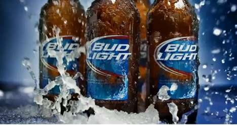 Bud Light 3D Test