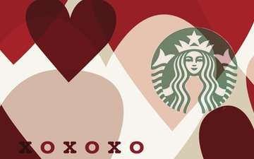 Social Media Coffee Gifts - The Starbucks Card eGift Program is for Any Occasion