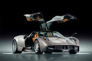The Brand New Pagani Huayra Car is Full of Advanced Features