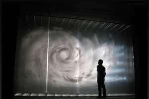 David Spriggs Creates Universe-Inspired Installations