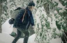 Rugged Winter Menswear