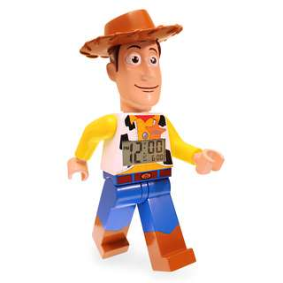 toy story minifigure alarm clock