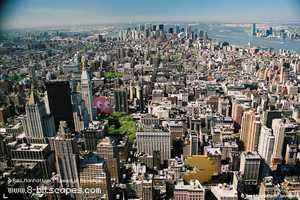 'Pac Manhattan' Takes Over New York's Urban Dwellings