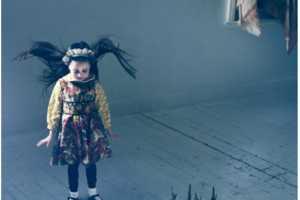 Sandra Freij Photography for Milk Magazine is Enchantingly Dark
