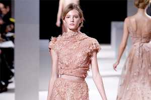 Fall in Love with the Elie Saab SS11 Couture Line