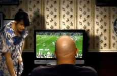 Unsympathetic Superbowl Ads - This Fantasy Video Greetings Ad Won't be Showing on TV