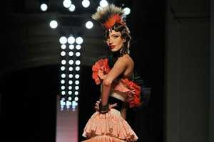 The Jean-Paul Gaultier Spring 2011 Collection Needs no Music