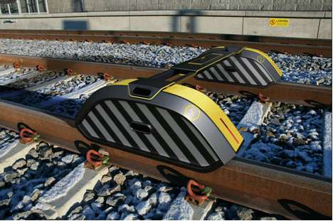 Railway-Monitoring Robots