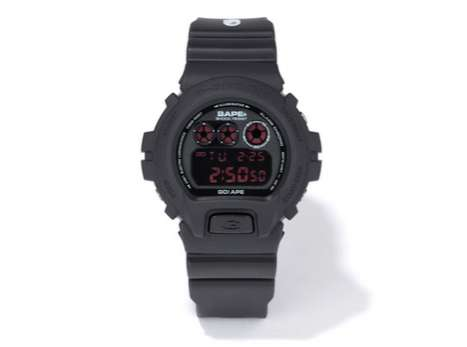 Bape G-Shock DW-6900