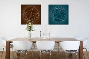 The StarArc Turns Planet Charts to Visual Prints