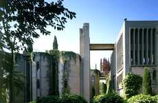 The Cement Factory by Ricardo Bofill is an Upcycled Home