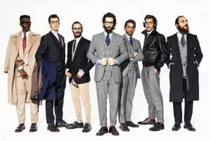 The Umit Benan Fall 2011 Collection is Well-Suited for Work and Play