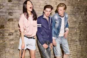 The Tommy Hilfiger Spring 2011 Lookbook is an 80s Flashback