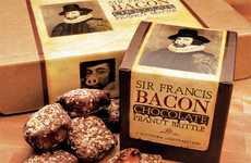 Bacon-Flavored Peanut Brittle - The Sir Francis Bacon Shoppe Brings Together Two Awesome Flavors