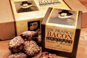 The Sir Francis Bacon Shoppe Brings Together Two Awesome Flavors