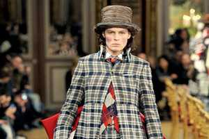 The Thom Browne Fall 2011 Line is 18th Century-Inspired Couture