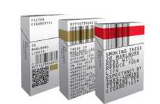 Unbranded Cigarette Packaging