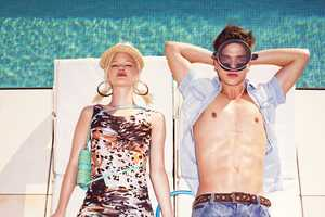 Refresh Yourself With the Bershka Spring/Summer 2011 Line