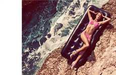 Cliffside Swimsuit Spreads