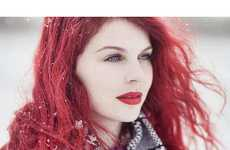 52 Radiant Redhead Pictorials