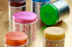 Geometrically Patterned Tins