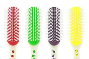 The Denman Scented Brushes Make for Sweet-Smelling Hair