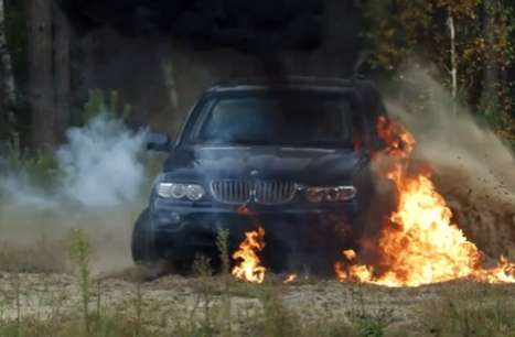 BMW Security Vehicle Training
