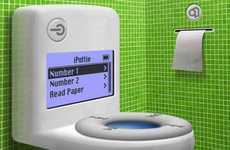 23 Tech-Savvy Toilets