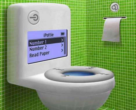 tech-savvy toilets