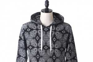 Spice Up Your Outfits With the SWAGGER Cross Paisley Hoodie
