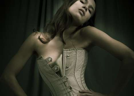 Corsets by THEIA