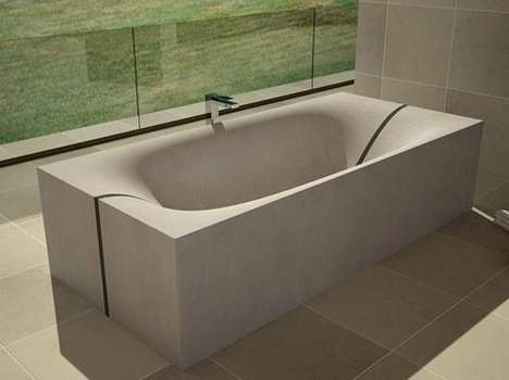 DadeDesign Wave tub