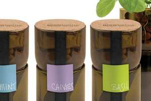 The Grow Bottle Combines Style and Sustainability